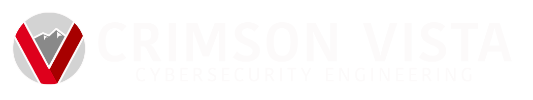 Crimson Vista logo
